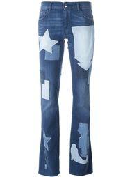 лоскутные джинсы  The Seafarer