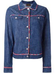 джинсовая куртка Fendi Vintage