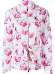плащ с цветочным принтом  Armani Jeans