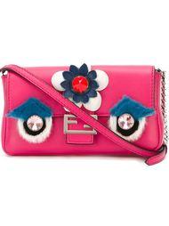 микро сумка через плечо 'Fashion Show Baguette'  Fendi