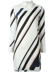 платье-рубашка в полоску  08Sircus