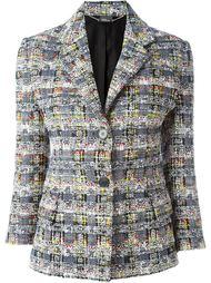 пиджак из букле  Alexander McQueen