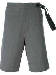 шорты с ремнем Jil Sander