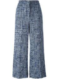 твидовые брюки  Sonia Rykiel
