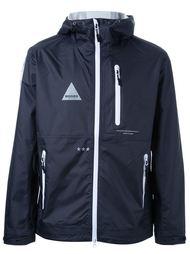 куртка с контрастной молнией  Education From Youngmachines