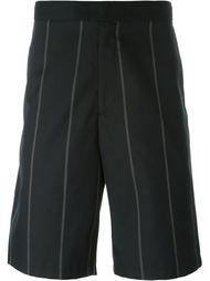 шорты в полоску Jil Sander