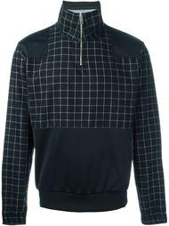 свитер с панельным дизайном  Han Kjøbenhavn