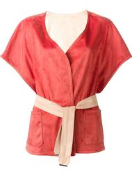 жилет в стиле кимоно 'Alcantara' Urbancode