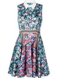 платье с цветочным принтом  'Lordew'  Mary Katrantzou