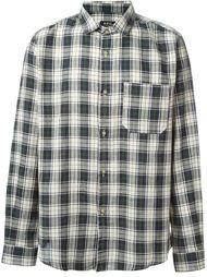 клетчатая рубашка 'Trevor' A.P.C.