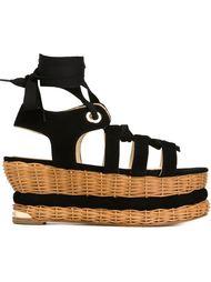 сандалии на платформе  Paloma Barceló