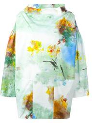 платье с принтом 'Art Lover' Vivienne Westwood Anglomania