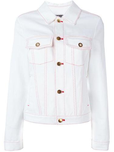 джинсовая куртка 'Rika' Etienne Deroeux