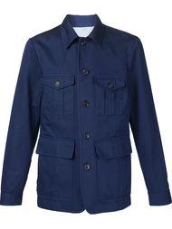 куртка с накладными карманами Orlebar Brown
