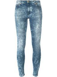 выбеленные джинсы  Michael Michael Kors