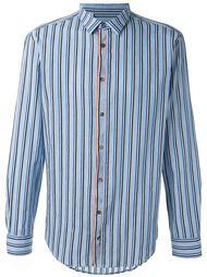 полосатая рубашка MSGM