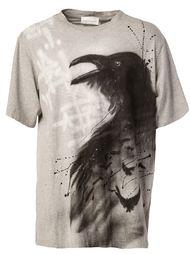футболка с принтом ворона Faith Connexion