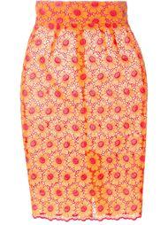 юбка-карандаш из цветочного кружева Daizy Shely