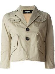 куртка с карманами с клапанами Dsquared2