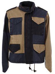 куртка 'Beacon' лоскутного кроя Kolor