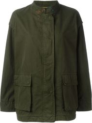 куртка с принтом граффити  Bazar Deluxe
