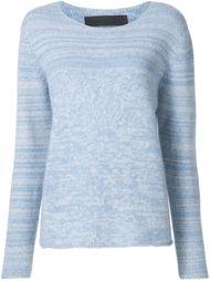 свитер с круглым вырезом   The Elder Statesman
