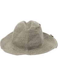 шляпа с декоративной молнией Ca4la