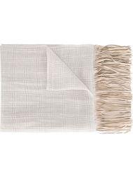 шарф с бахромой Woolrich