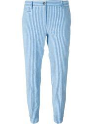 полосатые брюки  Alberto Biani