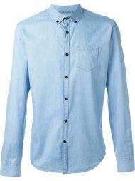 классическая рубашка  Woolrich