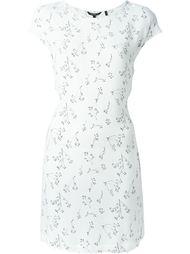 приталенное платье  Woolrich