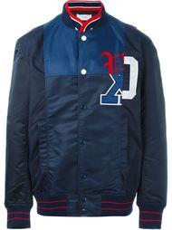 куртка-бомбер с принтом логотипа Facetasm