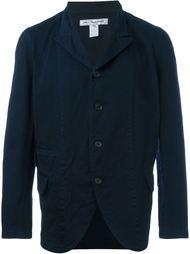 джинсовый блейзер с принтом сзади Comme Des Garçons Shirt