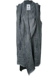 sleeveless cardigan Lost & Found Rooms