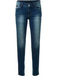 выбеленные джинсы  Loveless