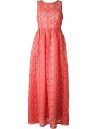 декорированное платье  P.A.R.O.S.H.