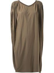 платье 'Draped cape'  Rick Owens Lilies
