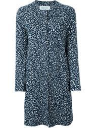 фактурное пальто  Harris Wharf London