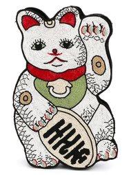 клатч в форме кота Olympia Le-Tan