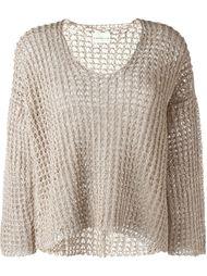 свитер свободного кроя  Simon Miller