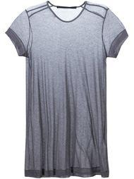 прозрачная футболка Julius