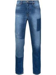 джинсы с панельным дизайном Vivienne Westwood Anglomania