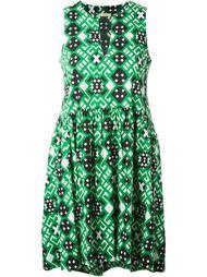 платье с геометрическим принтом  P.A.R.O.S.H.