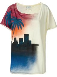 футболка с принтом -пейзажем Faith Connexion