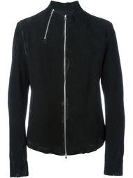 байкерская куртка с двойной застежкой-молнией Lost & Found Ria Dunn