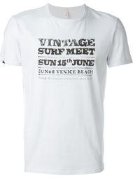 футболка с графическим принтом Sun 68