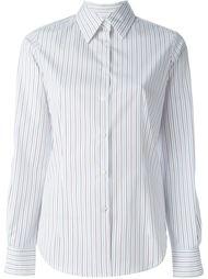 рубашка в полоску  Alberto Biani