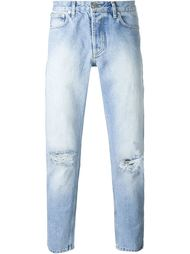джинсы кроя слим  'Erik'  Soulland