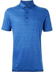 классическая футболка-поло Ermenegildo Zegna