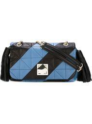 сумка на плечо с бахромой  Sonia Rykiel